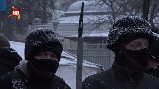 Полиция ищет Саакашвили на майдане