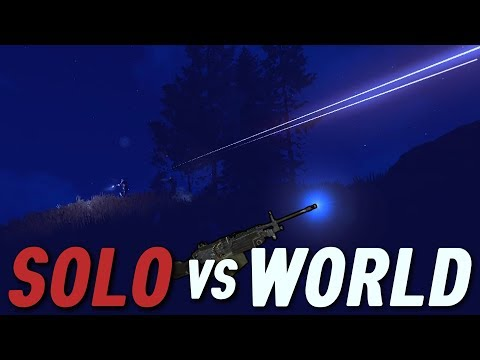 RUSTㆍhJune vs WORLD