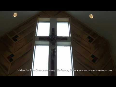 Holy Cross Catholic School Chapel - Defiance, Ohio