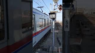 【速報】2020年8月9日(日曜日)に運用から離脱した京成3400形3408編成が、本日より廃車となりました…