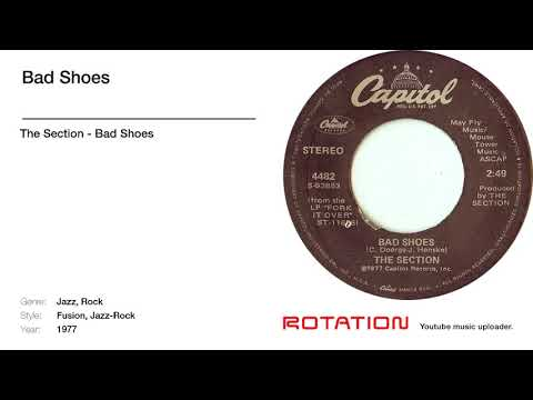 The Section - Bad Shoes