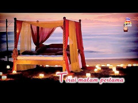 Sandy Harun - Tirai Malam Pertama (Official Lyric Video)
