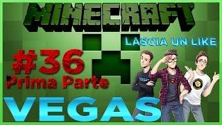 Minecraft - ST3PNY FA SOLO GUAI - ITA #36 Prima Parte