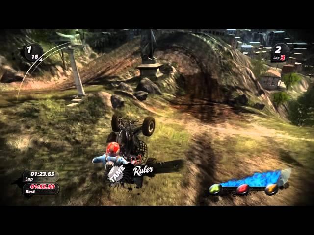 Pure Xbox 360 Gameplay HD 720p