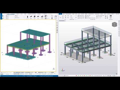 Take your Tekla structural design to the next level with the new rebar link - Tekla Structures 2021