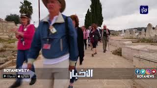 الاحتلال يصادر ثلث مساحة مقبرة باب الرحمة الملاصقة لسور المسجد الأقصى