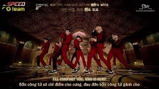 [Vietsub + Engsub + Kara] Super Junior (슈퍼주니어) - Mamacita