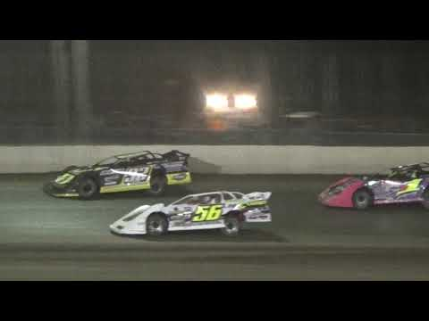 2018 LaSalle Speedway Thaw Brawl Saturday MLRA Late Model Feature Highlights