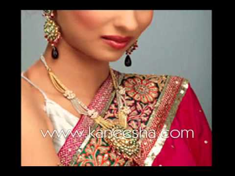 Wedding Jewelry India Fashion, Bridal Kundan Jewelry