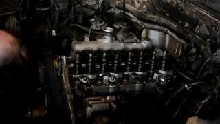 Установка форсунок и свеч накала на двигатель Mitsubishi 2,5 TD(, 2014-01-23T01:25:31.000Z)