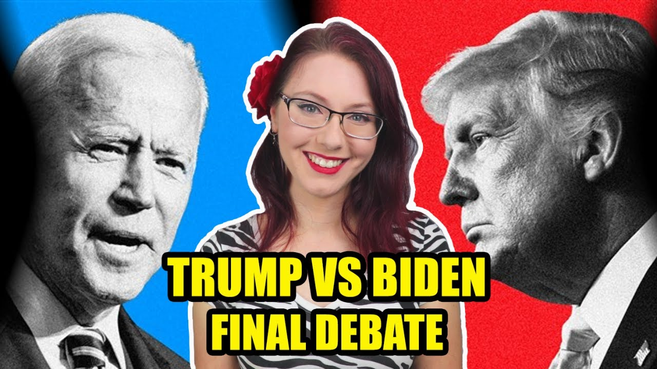 Live: Trump vs Biden, Debate v2.0!