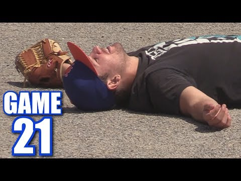 NEAR DEATH EXPERIENCE IN TORONTO! | On-Season Softball League | Game 21