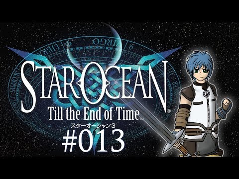 Let's Play Star Ocean 3 - 013 - Mining Town