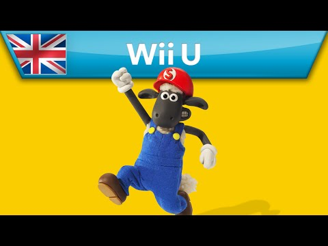 Aardman partners with Nintendo to bring Shaun the Sheep to Super Mario Maker