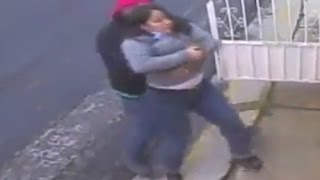 Asalto en la CDMX grabado en video / Captan asalto y forcejeo en Lomas Verdes