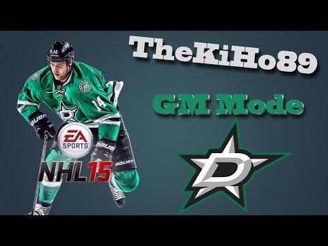 "NHL GM Mode: Dallas Jakso 40 ""Sopparit uusiks"""