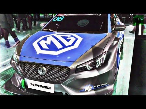 Mg XPower - Premium Sedan India 2020