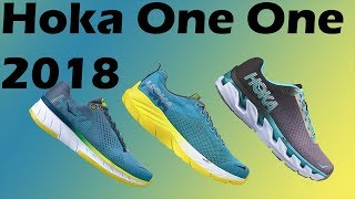 New Hoka Shoes 2018 | The Running Report