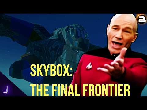 Skybox The Final Frontier ► Planetside 2 Machinima
