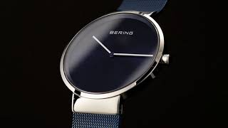 BERING | Classic | polished silver | 14539-307