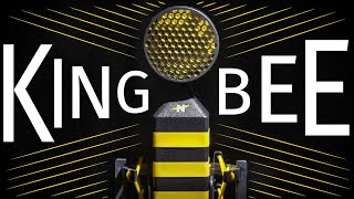 Neat King Bee Condenser Microphone Review / Test (Could this be the best $99 Condenser Mic???)