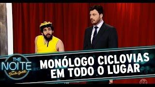 Monólogo (22/09/14): Ciclovias em São Paulo