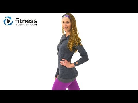 Butt and Thigh Workout - Glutes, Calves, Outer and Inner Thigh Workout