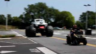 Monster Mutt Dalmation Monster Truck