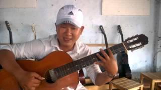 [Hướng dẫn] Nhỏ ơi - Guitar Solo - Chí Tài hát - Phần vào bài