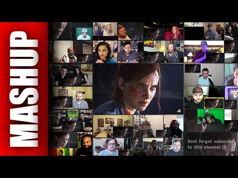 The Last of Us 2 Trailer Reaction (50+ Reactions)