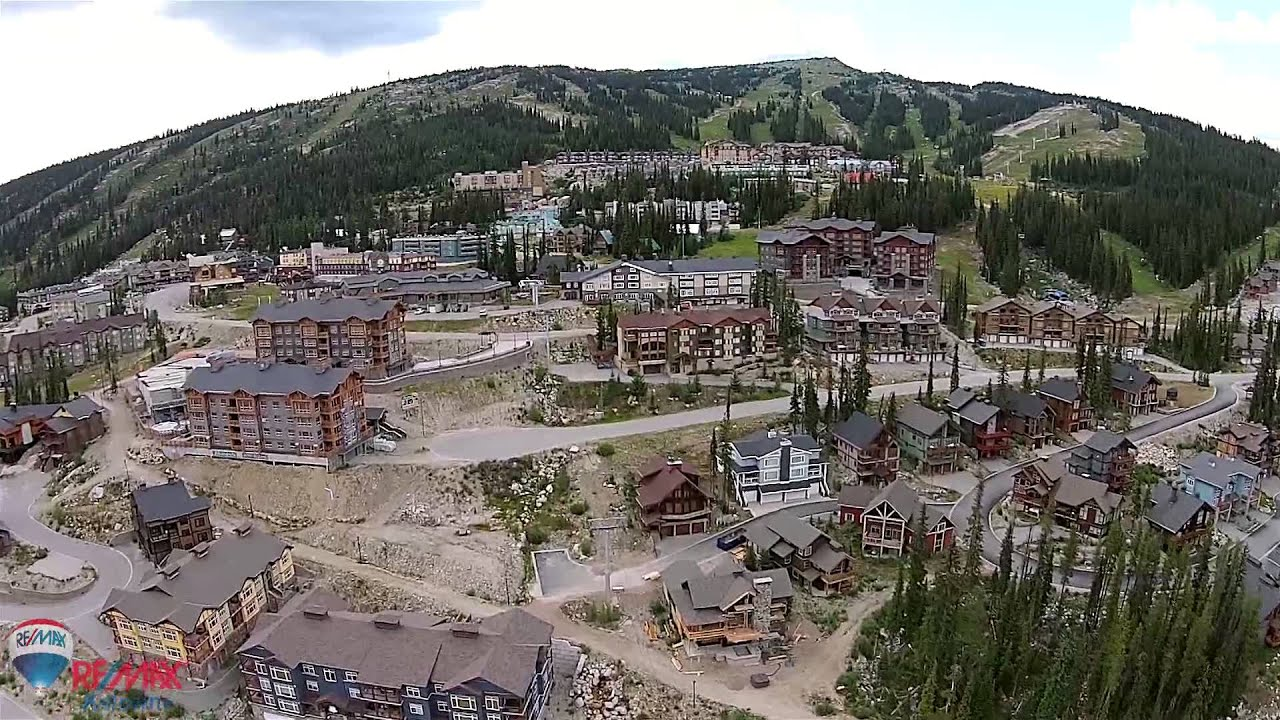 big white ski resort aerial video summer 2015 youtube. Black Bedroom Furniture Sets. Home Design Ideas