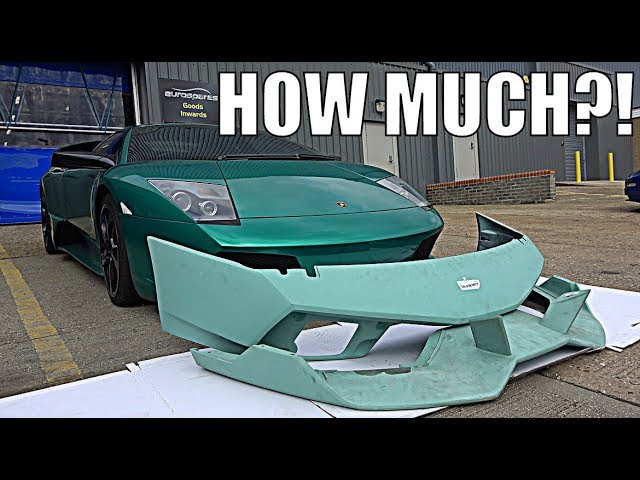 The MOST EXPENSIVE Modification for my DREAM LAMBORGHINI!!
