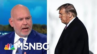 Schmidt: Trump Has 'Made Himself America's Greatest Victim' | MSNBC