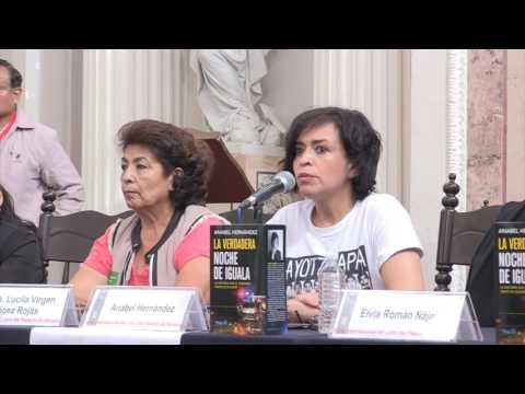 LA VERDADERA NOCHE DE IGUALA de Anabel Hernández en FIL Minería 2017