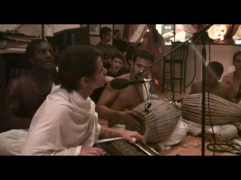 Bhajan - Surya Summer Tour - Krishna Kishor das - Radhe Radhe Govinda
