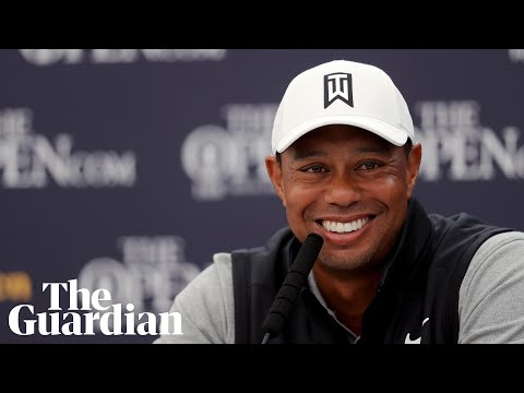 Muss - Tiger Woods Gets Ghosted By Brooks Koepka For Practice Round THE OPEN