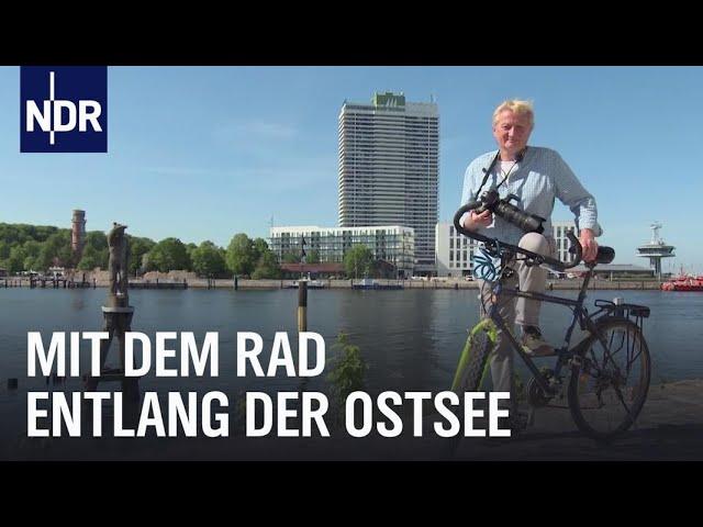 Auf dem Ostseeradweg durch Mecklenburg | die nordstory | NDR Doku