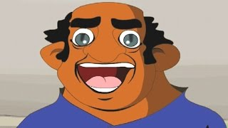 Chota Birbal – Difficult Question – কঠিন প্রশ্ন - Animation Moral Stories For Kids In Bengali