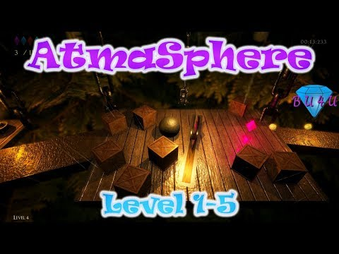 First look at AtmaSphere - Level 1-5 |