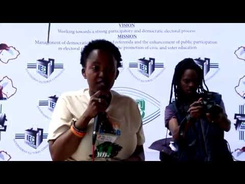 YOUth4Peace Media Launch at Lesotho Sun Hotel and Casino