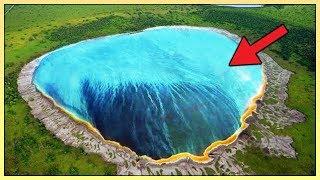NAJBARDZIEJ TAJEMNICZE jeziora na świecie!