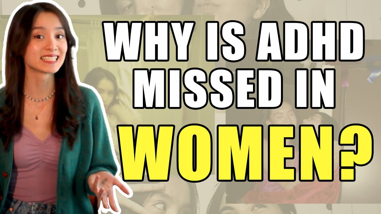 Download Why is ADHD missed in women?