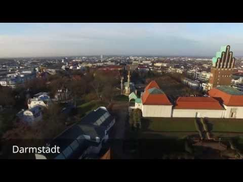 Places to see in ( Darmstadt - Germany )