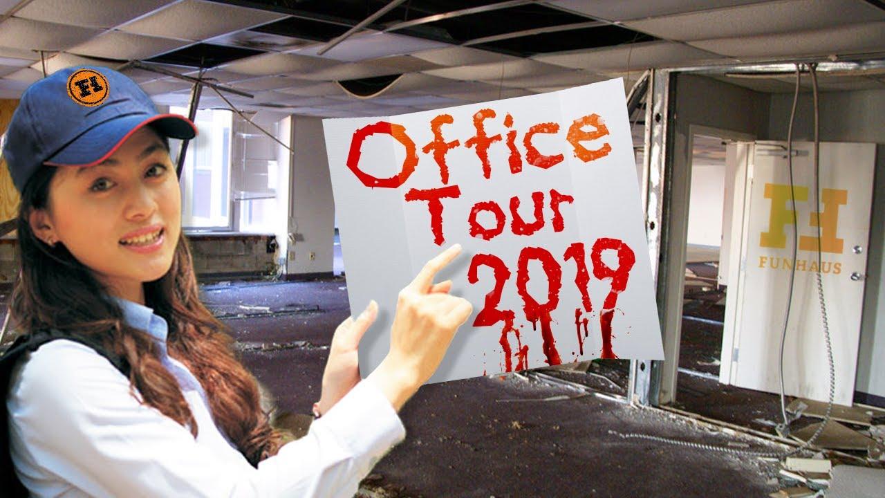 HR Nightmares - Funhaus BTS Office Tour