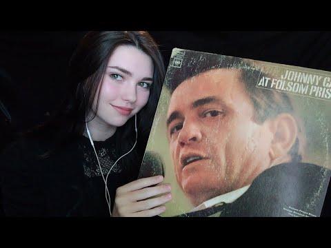 Prim ASMR Johnny Cash at Folsom Prison