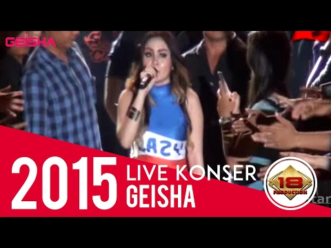 GEISHA - TERLALU MANIS (REGGAE) LIVE KONSER SEMARANG 9 MEI 2015