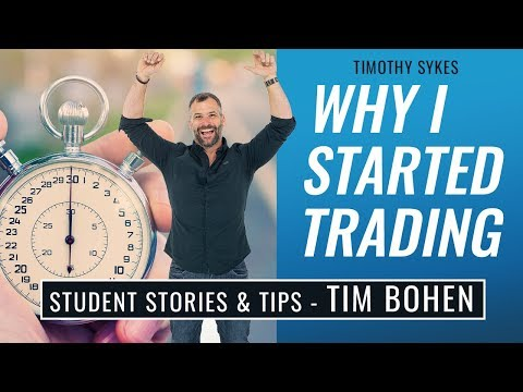 Why I Started Trading With Tim Bohen
