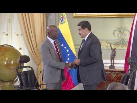 Venezuela suministrará gas a Trinidad y Tobago