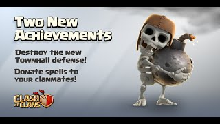 Download lagu Clash of Clans - New Achievements! (Town Hall 11 Update)