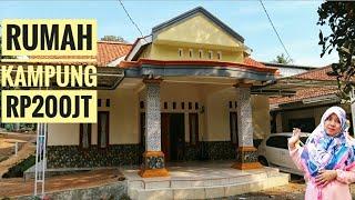 Home Tour Asahid Tehyung (Rumah Kampung RP 200jt an)